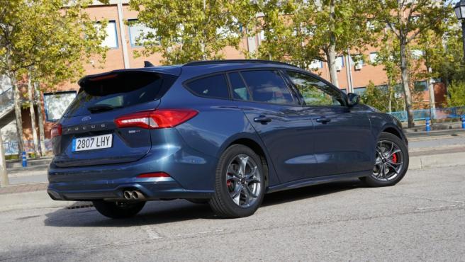 Ford Focus Sportbreak MHEV.