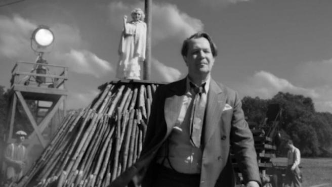 Teaser tráiler de 'Mank': David Fincher cuenta la historia oculta de 'Ciudadano Kane'