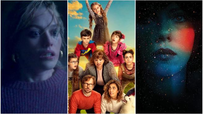 Estrenos de series y películas en octubre: de 'La maldición de Bly Manor' a 'Under the skin'
