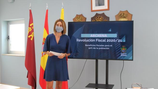 Np Archena: Revolución Fiscal