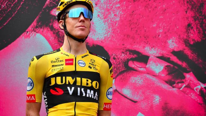 Steven Kruijswijk, ciclista del Jumbo Visma