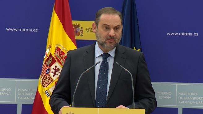 """Ábalos subraya el """"paso de gigante"""" del Gobierno para la igualdad"""