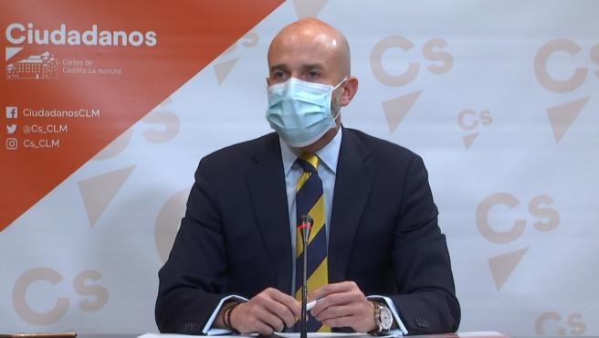 El diputado de Cs, David Muñoz Zapata