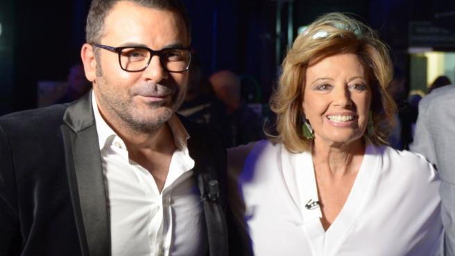 ¡María Teresa Campos y Jorge Javier Vázquez revolucionan mediaset por estas declaraciones! 4