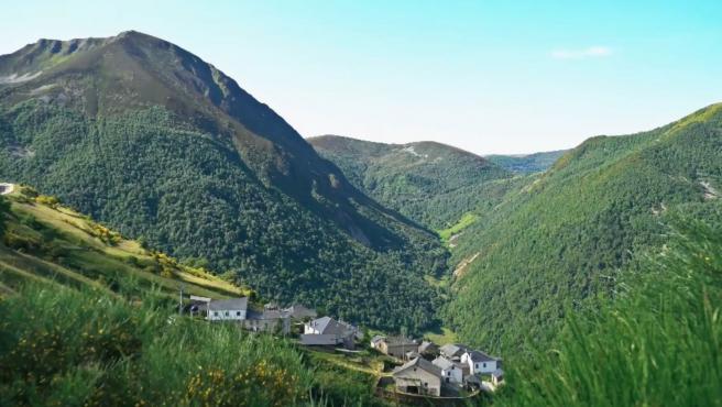 Imagen del video promocional de Cangas del Narcea.