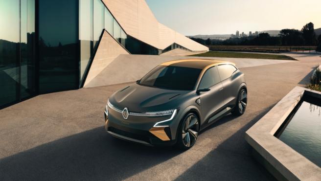 Renault Mégane eVision.