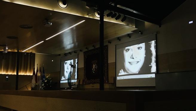 Homenaje a Pilar Olano