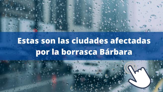 Borrasca Bárbara