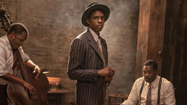 Pósters individuales de 'La madre del blues': la última película de Chadwick Boseman