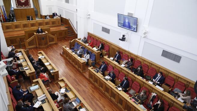 Debate sobre el Estado de la Región en Castilla-La Mancha
