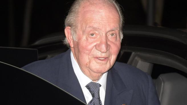 El Rey Don Juan Carlos, en una imagen de archivo