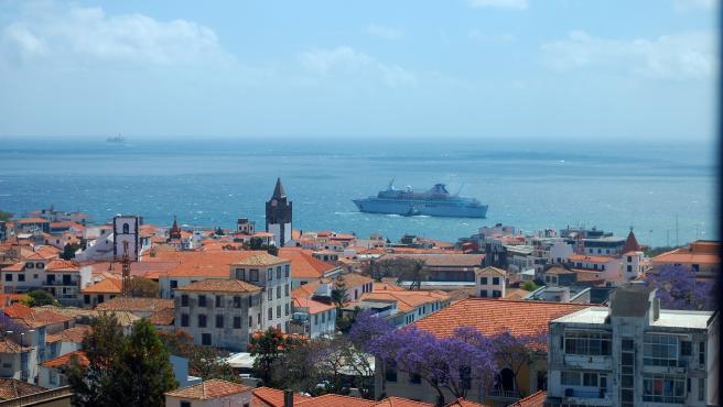 Funchal, Portugal.