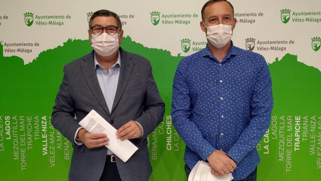 Np: El Ayuntamiento De Vélez Málaga Presenta Los Presupuestos De 2020 Aprobados En Junta De Gobierno Local