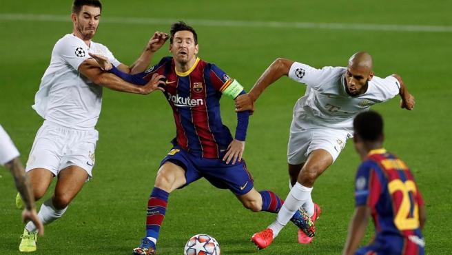Barça vs Ferencvaros.