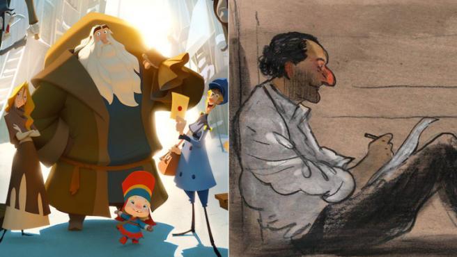 'Klaus' y 'Josep': Doble presencia española entre las nominadas de los European Film Awards a Mejor película animada