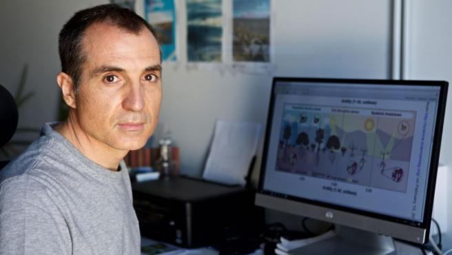 El investigador Fernando T. Maestre