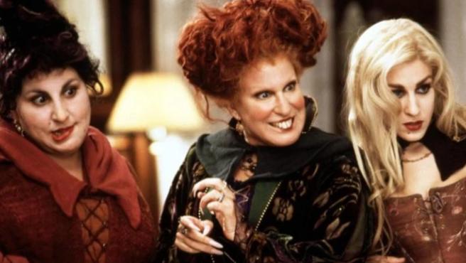 'El retorno de las brujas 2': Bette Midler comparte el primer vistazo del regreso de las hermanas Sanderson
