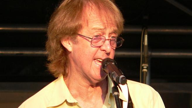 Spencer Davis, durante una actuación en 2006.