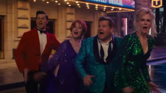Tráiler de 'The Prom': Meryl Streep y Nicole Kidman se cubren de brilli-brilli en el musical de Ryan Murphy