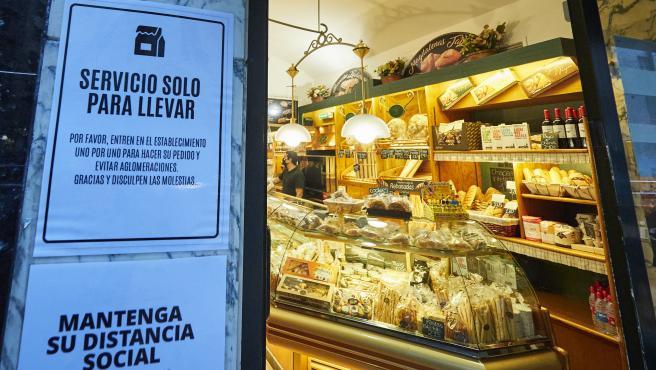 confinamiento Pamplona COVID 19