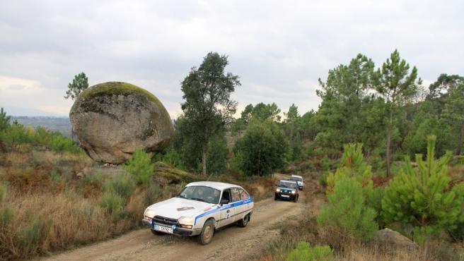 Foto de archivo de la Iberian Classic Race.
