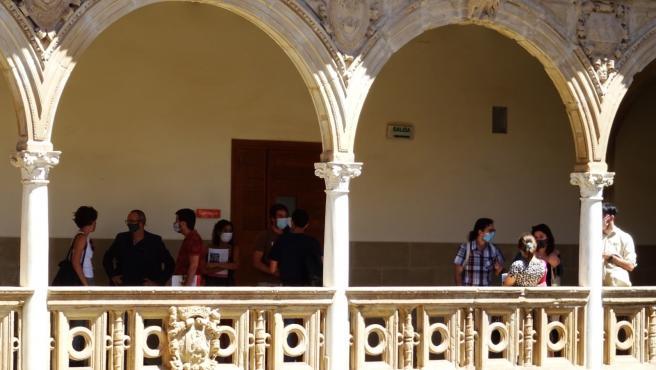 Imagen de archivo de la Sede Antonio Machado de la UNIA.