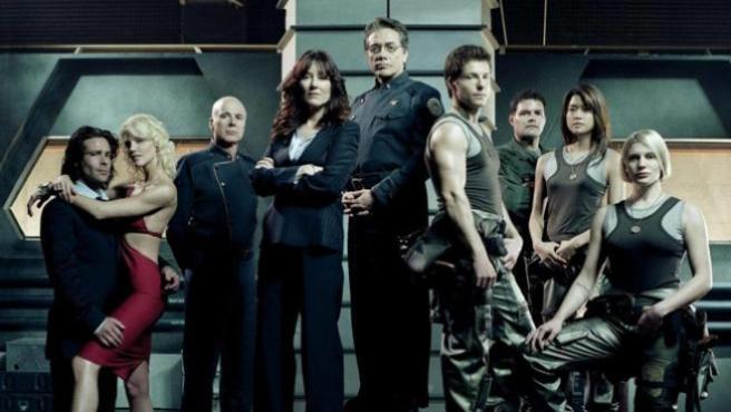'Battlestar Galactica': Simon Kinberg escribirá y producirá la película de Universal
