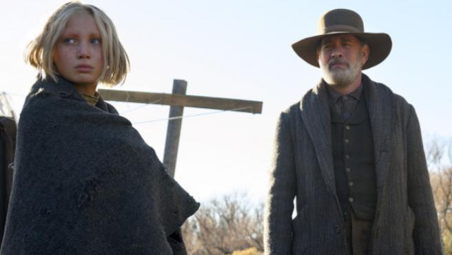 Tráiler de 'Noticias del gran mundo': Tom Hanks se reúne de nuevo con Paul Greengrass en este western