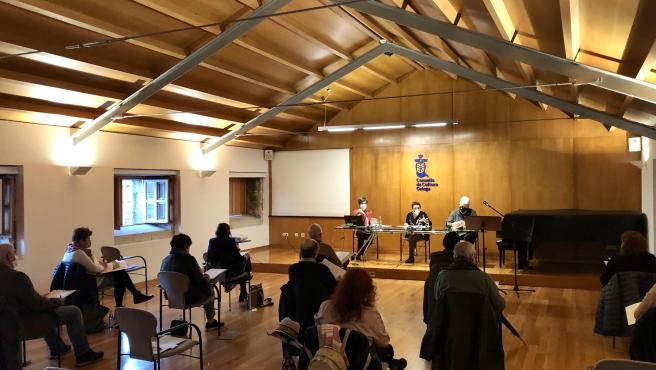 Plenario del Consello da Cultura Galega