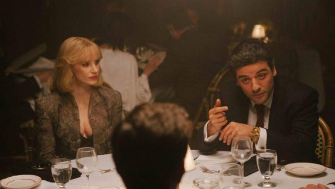 Jessica Chastain protagonizará el remake de 'Secretos de un matrimonio' junto a Oscar Isaac