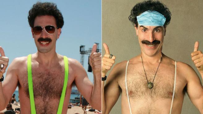 De 'Borat' a la subsiguiente película film: ¿Se ha domesticado Sacha Baron Cohen?