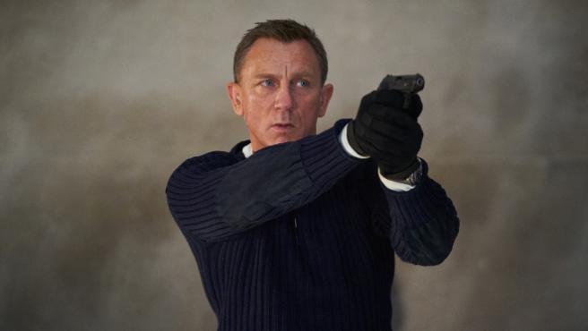 'Sin tiempo para morir' se estrenará en cines, palabra de Bond