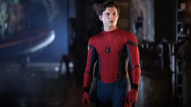 Tom Holland ya está en el set de rodaje de 'Spider-Man 3'