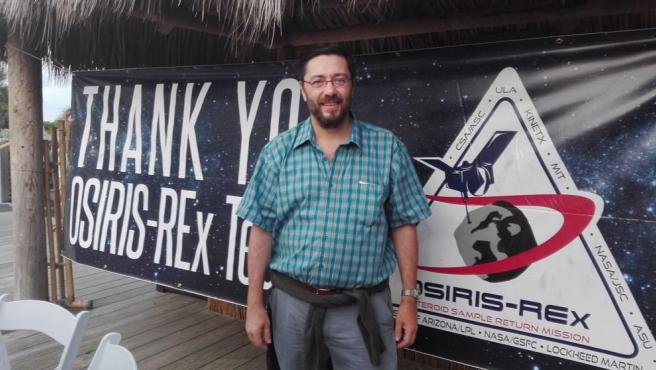 Javier Licandro, coordinador de Investigación del IAC