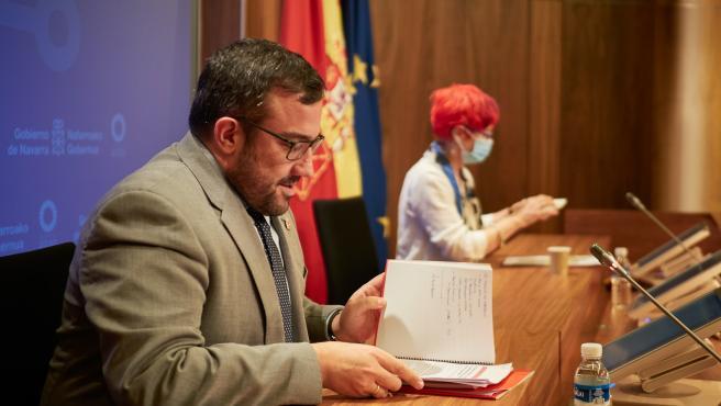 NEWS - SPAIN - CORONAVIRUS IN NAVARRA
