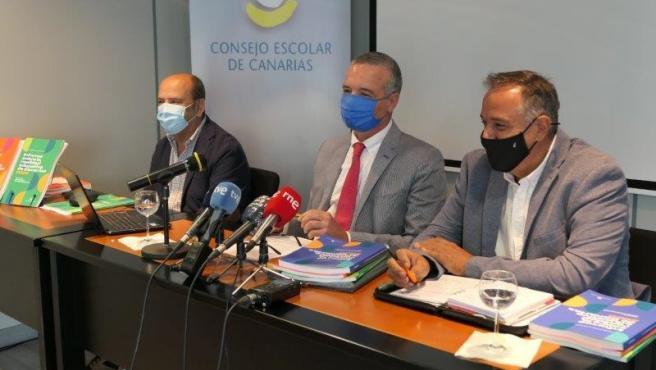 """El CEC pide que la pandemia no sea una """"excusa"""" para no invertir más en Educación"""