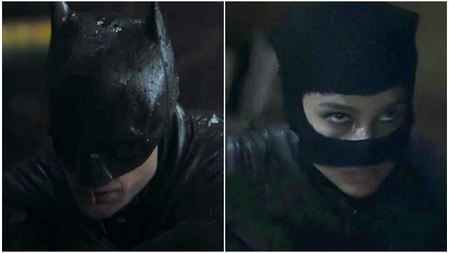 Nuevas imágenes (¡y vídeo!) de 'The Batman': 'Bats' y Catwoman patrullan Gotham en moto