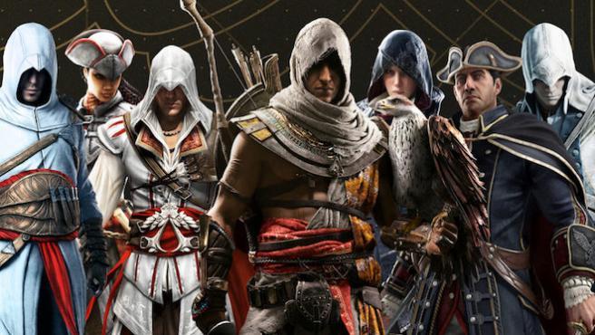 Netflix prepara una serie de 'Assassin's Creed'