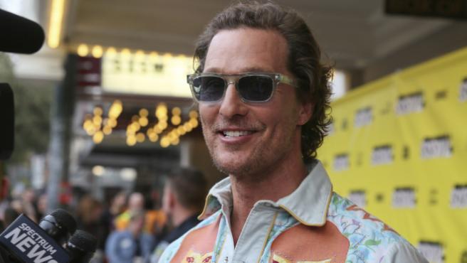 Matthew McConaughey confiesa lo cerca que estuvo de retirarse