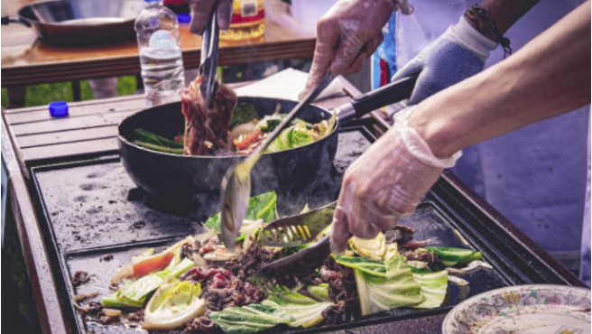 La comida coreana ha llegado a Europa pisando fuerte.