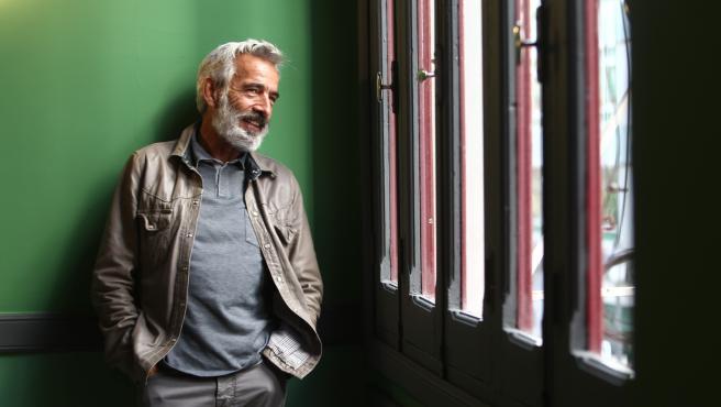 El actor Imanol Arias posa para '20minutos'.