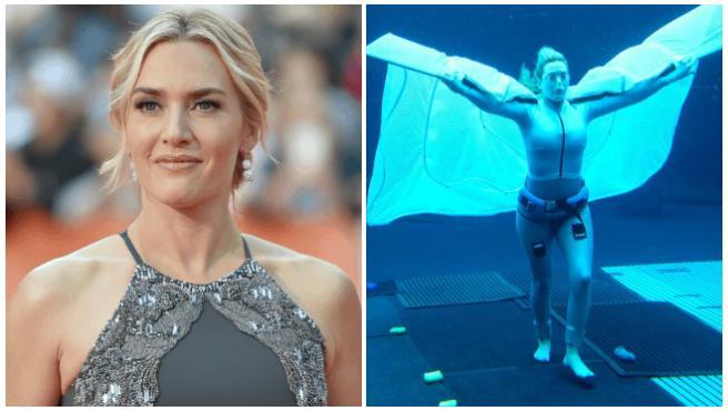 Nuevas fotos de 'Avatar 2': Kate Winslet vuelve a sumergirse para James Cameron
