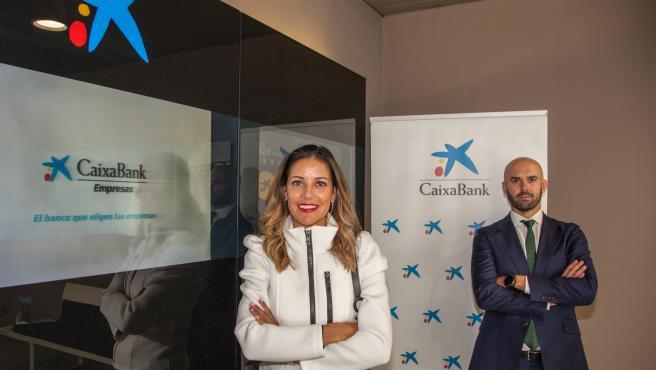La ovetense Sofía Nogueira gana la fase territorial del Premio Mujer Empresaria CaixaBank 2020.