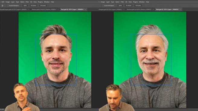 Los filtros neuronales son la principal novedad de Photoshop 2021