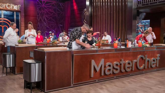 'MasterChef Celebrity 5' homenajea a los abuelos.