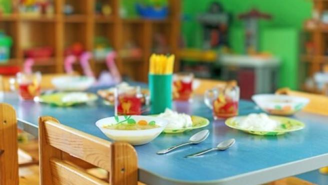 Recurso de comedor escolar