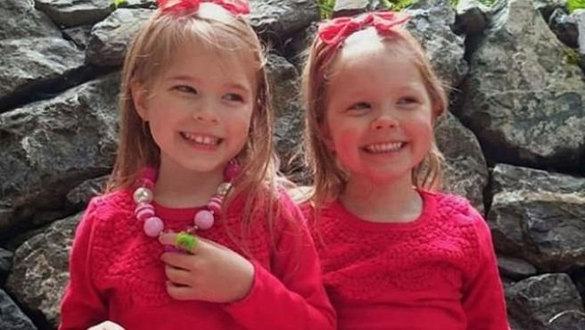 Imagen de las dos hermanas asesinadas
