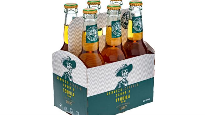 Cerveza Especialidades 1897 Sabor a Tequila.