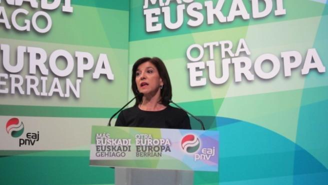 Izaskun Bilbao, Eurodiputada del Parlamento Europeo