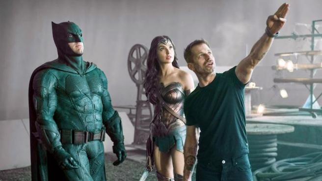 'Liga de la Justicia': Zack Snyder confirma que trabaja en los 'reshoots' de la película